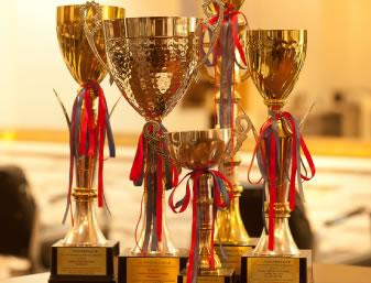コンテスト受賞多数の確かな技術